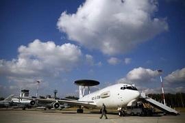 Awacs-vliegtuig (Reuters)