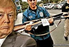 Trump Fires Warning Shot to Virginia Dems: Gun Grab 'Will NOOIT Happen' on My Watch