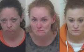 Drie moeders gearresteerd in Ohio omdat ze hun kinderen aan pedofielen gaven in ruil voor drugs